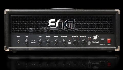 Engl Amp: Fireball 60 E625 Head - 6L6