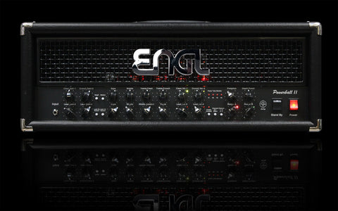 Engl Amp: Powerball II E645/2 Head - 6L6