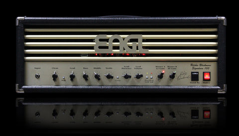 Engl Amp: Ritchie Blackmore Signature E650 Head - 5881