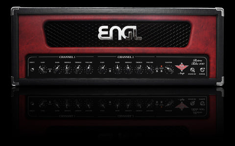 Engl Amp: Retro 100 E765 Head - EL34