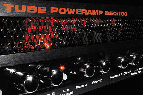 Engl Amp: Tube Power Amp E850/100 - 6L6 - 100w/side