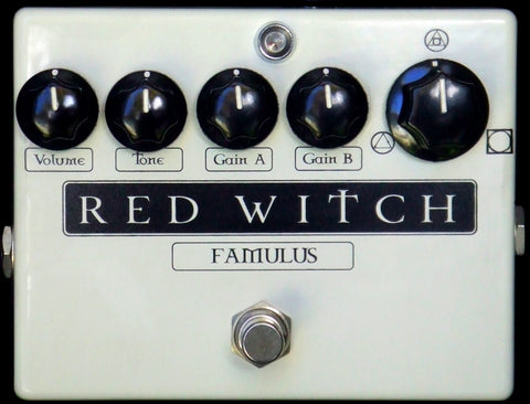 Red Witch Famulus - Distortion/Overdrive Pedal