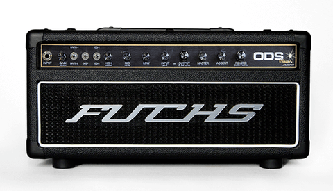 Fuchs Amp: ODS Classic Series - 50w Head or 112 Combo