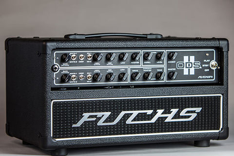 Fuchs Amp: ODS II Series - 100w Head or 112 Combo