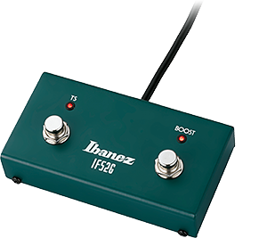 Ibanez IFS2G 2-Button Footswitch for Tube Screamer Amplifiers