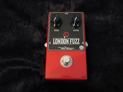 MJM London Fuzz - Germanium Fuzz Pedal