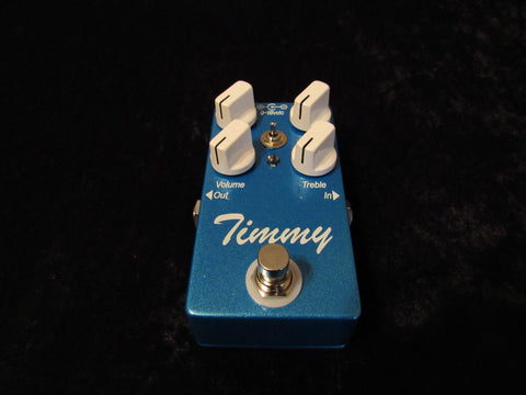 Paul C. Timmy Pedal - Overdrive - Custom Finish!
