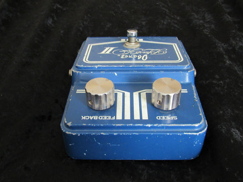 Ibanez PT-707 Phase Tone II Phaser Pedal - Vintage 1970s - Made in Japan by Maxon