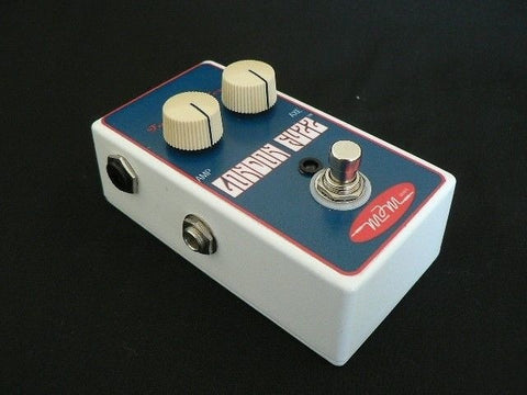 MJM London Fuzz II - Silicon Fuzz Pedal