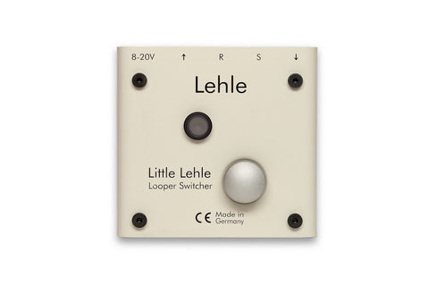 Lehle Little Lehle II - True Bypass Looper/Switcher in Stereo