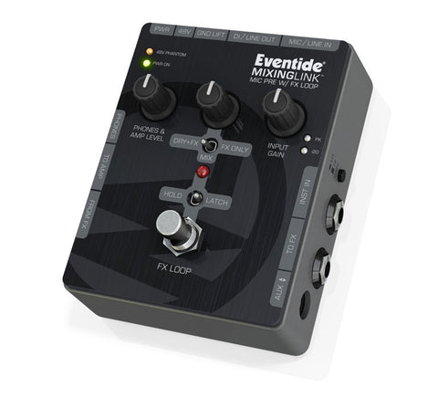 Eventide MixingLink - Microphone Preamp and Much More!