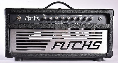 Fuchs Amp: Mantis Jr. Series - 50w Head or 112 Combo