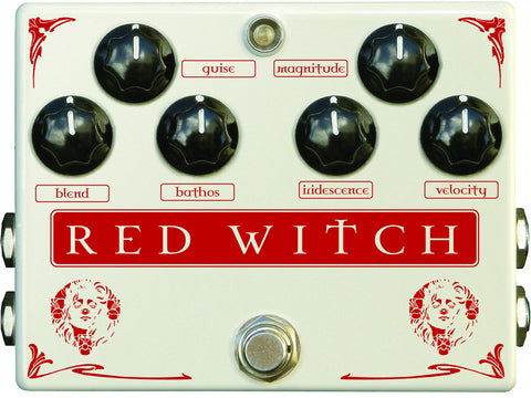 Red Witch Medusa - Chorus / Tremolo Pedal