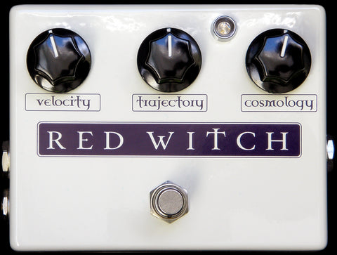 Red Witch Deluxe Moon Phaser - Analog Phase/Tremolo Pedal