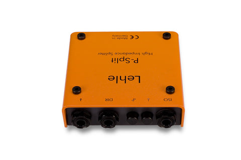 Lehle P-Split II - Splitter with High End LTHZ Transformer