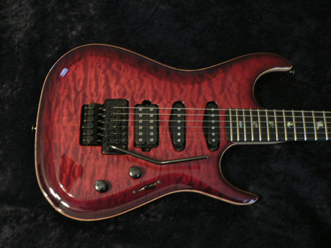 Zion Guitars - Kirby Velarde Signature Model #1 - Custom Orders Available!
