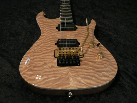 Zion Guitars - Kirby Velarde Signature Model #2 - Custom Orders Available!