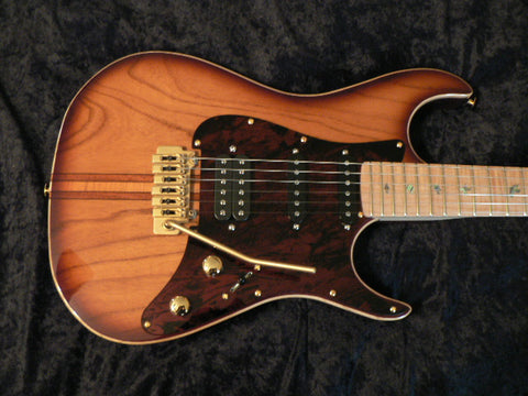 Zion Guitars - Kirby Velarde Signature Model #3 - Custom Orders Available!