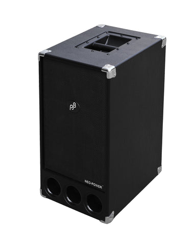 "Phil Jones Pure Sound Cab: PB-300 Powered Bass Cabinet - 6x5"" / 250w"