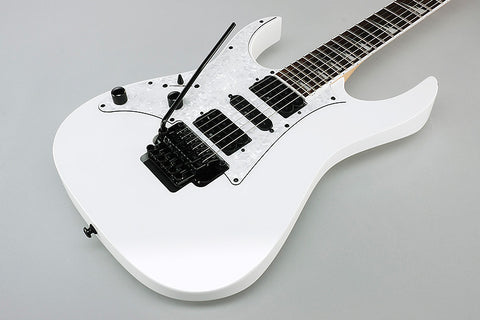 Ibanez RG450DXBL WH - Left-Handed RG - White