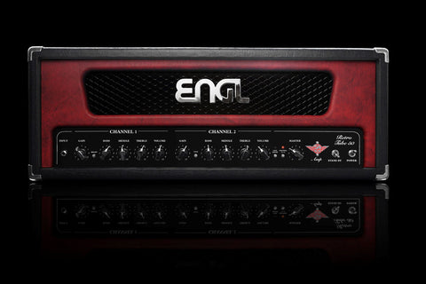 Engl Amp: Retro 50 E762 Head - EL34