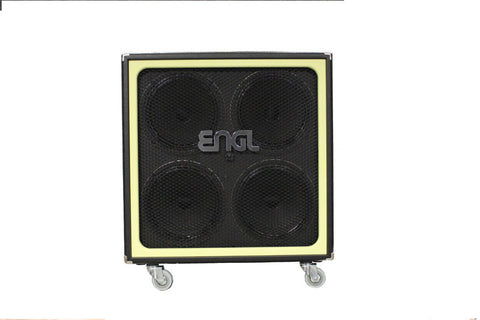 Engl Cab: E412RG Retro 4x12 Straight Cab - Optional Frames