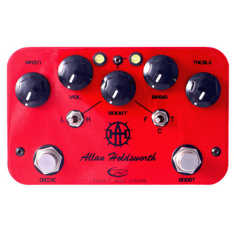 J. Rockett Allan Holdsworth Signature Overdrive / Boost Pedal