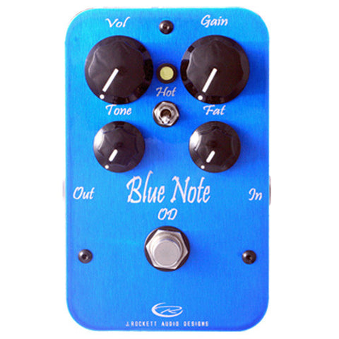 J. Rockett Blue Note Overdrive Pedal