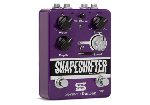 Seymour Duncan Effects - Shape Shifter - Stereo Tremolo