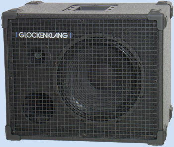 "Glockenklang Cab: Space Deluxe 1x12"" Bass Cabinet - 250w"