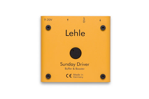 Lehle Sunday Driver - Buffered Line Driver