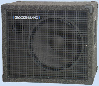 "Glockenklang Cab: Uno Rock Light 1x15"" Bass Cabinet - 400w"