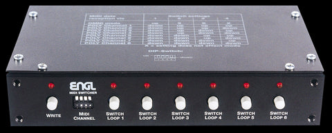 Engl Switch: Z11 MIDI Switcher