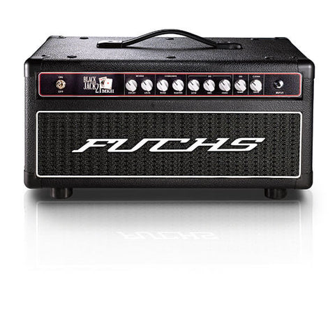Fuchs Amp: Casino Series - Blackjack 21 - Head or 112 Combo - 2-Channel / 21w