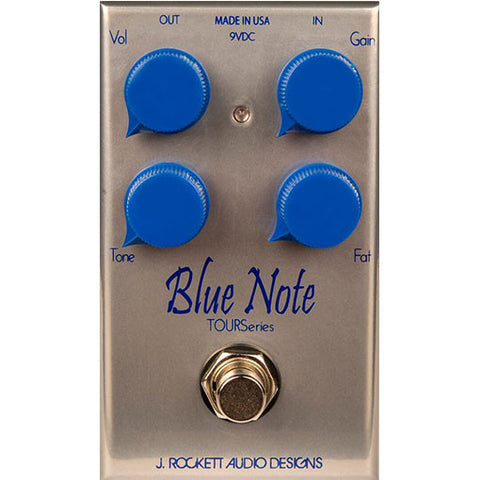 J. Rockett Blue Note Tour Series Overdrive Pedal