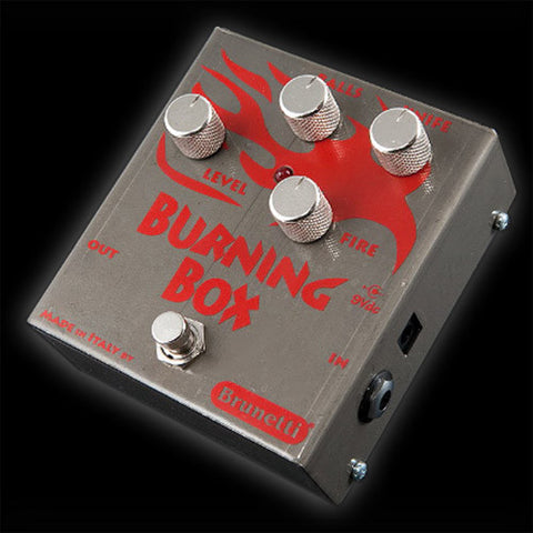 Brunetti Burning Box - Distortion