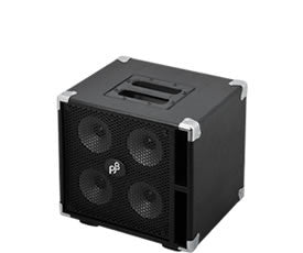 "Phil Jones Pure Sound Cab: Piranha C4 Compact 4 Bass Cabinet - 4x5"" / 400w"