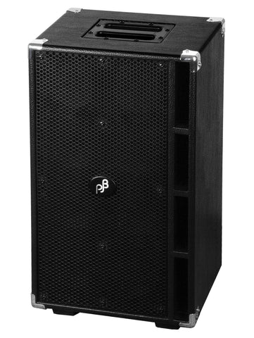 "Phil Jones Pure Sound Cab: Piranha C8 Compact 8 Bass Cabinet - 8x5"" / 800w"