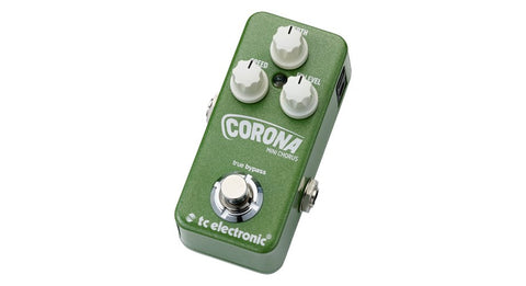 TC Electronic Corona Mini Chorus Pedal - TonePrint Enabled