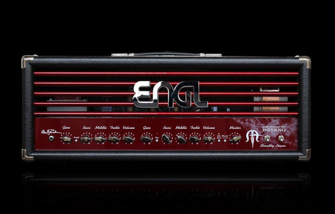 "Engl Amp: Marty Friedman ""INFERNO"" Signature E766 Head - EL34"