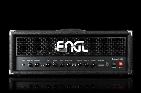 Engl Amp: Fireball 100 E635 Head - 6L6