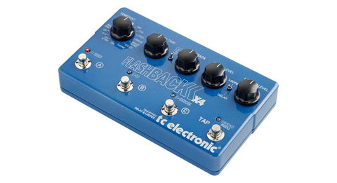 TC Electronic Flashback X4 Delay & Looper Pedal - TonePrint Enabled