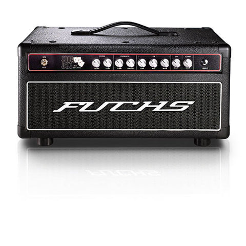Fuchs Amp: Casino Series - Four Aces - Head or 112 Combo - 2-Channel / 5w
