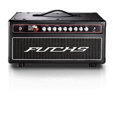 Fuchs Amp: Casino Series - Full House 50 - Head or 112 Combo - 2-Channel / 50w