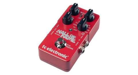 TC Electronic Hall of Fame Reverb Pedal - TonePrint Enabled