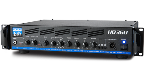EBS HD360 360w Bass Head
