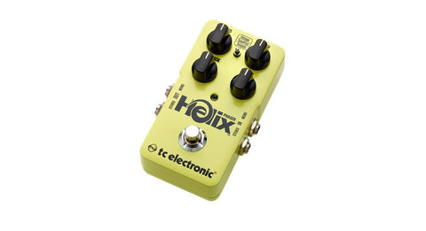 TC Electronic Helix Phaser Pedal - TonePrint Enabled