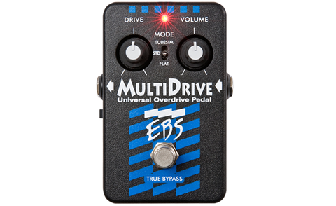 EBS MultiDrive Overdrive Pedal