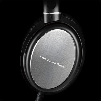 Phil Jones Pure Sound Accessory: H-850 Headphones for Bass