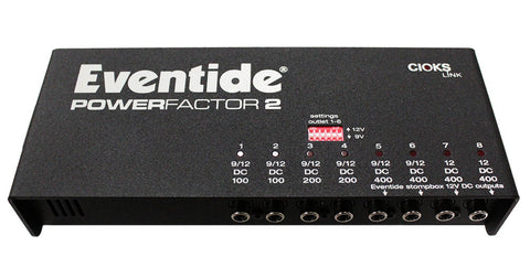 Eventide PowerFactor 2 Power Supply